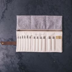 Wool Interchangeable Needle Case