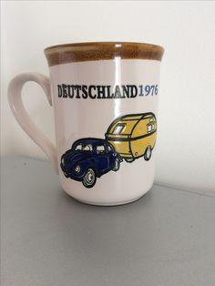 VW with Caravan Oldtimer Cup
