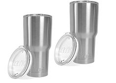 RTIC 30 Oz Stainless Steel Tumblers  SET OF 2 * Check this awesome product by going to the link at the image.