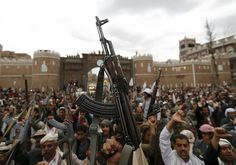 Significance of the Sunni vs. Shia War in the Middle East Shi'ite Muslim rebels in Sanaa, Yemen, March 26, 2013 Photo By: REUTERS
