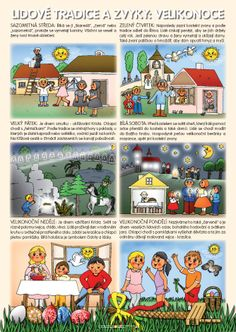 NAŠE VLAST - ČESKÁ REPUBLIKA :: Béčko-Tc Aa School, School Clubs, Easter Activities For Kids, Preschool Worksheets, Deco, Kids And Parenting, Diy And Crafts, Kindergarten, Baseball Cards