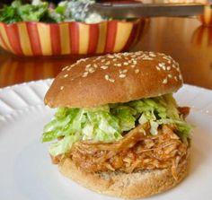 Pulled BBQ Chicken Recipe