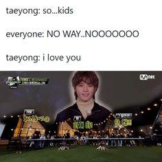 Nct 127, Nct Group, All Meme, Nct Life, Funny Kpop Memes, Kpop Groups, Taeyong, Funny Moments, Jaehyun