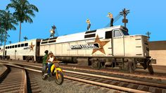 Rockstar Games releases Grand Theft Auto: San Andreas for iPad and iPhone San Andreas Game, Gta San Andreas, Gangsters, Grand Theft Auto, Gta 5, Fifa 15 Game, Best Pc, Rockstar Games, Daffy Duck