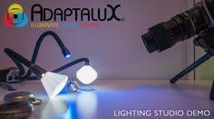 Adaptalux Lighting Studio Demo