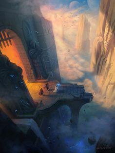 Shadow of Dragon, Ling Han on ArtStation at https://www.artstation.com/artwork/shadow-of-dragon