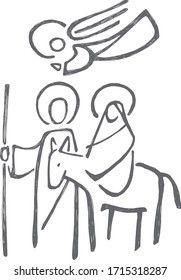 Portfólio de fotos e imagens stock de Bernardo Ramonfaur | Shutterstock Virgin Mary, Illustration, How To Draw Hands, Bernardo, Scene, Corpus Christi, Drawings, Hand Drawn, Royalty