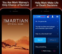 The Martian: Official Game - jocul filmului Martianul este disponibil la REDUCERE | iDevice.ro