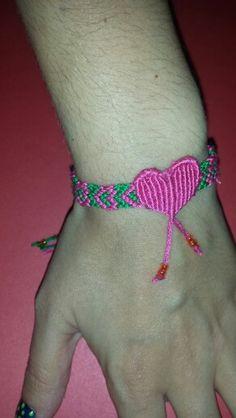 Iliada's sweet whispers- friendship bracelet