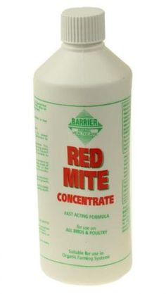 Barrier Red Mite Concentrate - 500ml