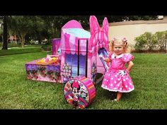 ✿ МИННИ МАУС и КОНФЕТЫ Minnie Mouse Mickey Toys Minnie's Bow Toons Candy sweets Клуб Микки Маусa    {{AutoHashTags}}