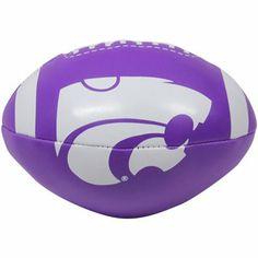 Nike Kansas State Wildcats Purple-Silver 8'' Mini Basketball - $11.99    Sports Fitness   Pinterest   Kansas state wildcats, Kansas and Purple