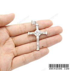 Mặt Thánh Giá - Trang 2 trên 4 - Thánh Giá Vàng - Bạc - Đá Quý - AMENGEMS - AGS Engagement Rings, Jewelry, Fashion, Enagement Rings, Moda, Wedding Rings, Jewlery, Jewerly, Fashion Styles