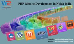 PHP Website Development in Noida India - WebSpread Technologies is one of the best PHP Website Development and web development services in Noida India at an affordable price. We are also providing custom PHP website & Android application development. web based software development company in Noida India.