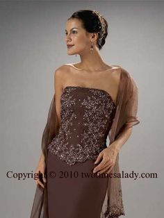 Two Times a Lady, 7739 Mother of The Bride Dress