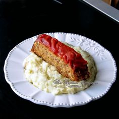 Grandma's Old Fashioned Meatloaf, comfort food, tomato soup beef meatloaf, oatmeal meatloaf, epicurious, Sunday dinners, gluten free meatloaf