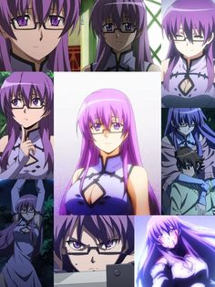 Akame ga Kill - Sheele Collage by LanaReiz