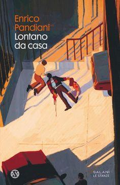 """""""Lontano da casa"""" Nella periferia di Enrico Pandiani - Cronache Letterarie Sherlock Holmes, Thriller, Audiobooks, Basketball Court, Ebooks, Daddy, This Book, Reading, Fun"""