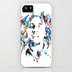 Bob Marley iPhone Case by NKlein Design - $35.00