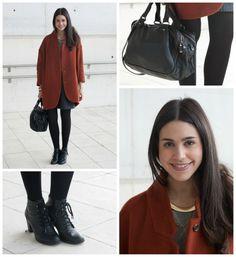 Rocío Lafuente, autora del blog Diary of Style