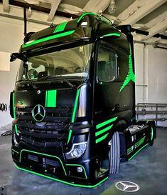 Mb Truck, Mercedes Benz Trucks, Show Trucks, 4x4, Instagram, Vehicles, Trailers, Big Trucks, Thanks