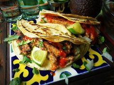 Carne Asada Tacos - Que Rica Vida