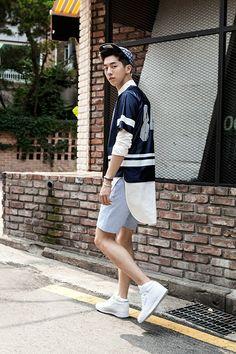 Nam Joo Hyuk #streetstyle
