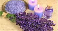Lavender.  Sleep aid.