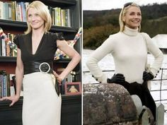 Cameron Diaz's wardrobe in The Holiday | Style Icons | Pinterest ...