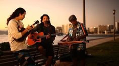 "Hi'ilawe |We are proud to share a new video from our Live Outside Series, featuring John Cruz, Peter Moon and Greg Sardinha performing the Hawaiian classic, ""Hi'ilawe,"" on the shores of Honolulu.  In a world with so much darkness it can be hard to remember all the light we carry inside us. Let the music set us free.  Turn it up, find some peace and pass it on...  Live Outside"