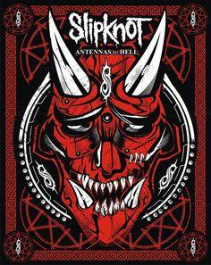 Slipknot band Uncyclopedia FANDOM powered by Wikia Arte Heavy Metal, Heavy Metal Music, Heavy Metal Bands, Slipknot Tattoo, Slipknot Band, Metallica, Rock Y Metal, Rock Band Posters, Dark Artwork