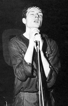 """A great poster of Joy Division front-man Ian Curtis! From """"Here Are the Young Men"""", a rare concert video of the band during Ships fast. You'll be over""""joy""""ed by the rest of our selection of Joy Division posters! Need Poster Mounts. Joy Division, Ian Curtis, Tyler Blackburn, Matt Healy, Jamie Campbell Bower, Daniel Gillies, Joseph Morgan, Thomas Brodie Sangster, Jamie Fraser"""