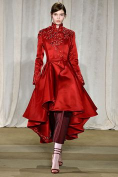 Runway: Marchesa Fall 2013 RTW collection
