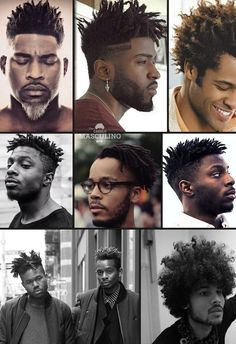 44 Ideas Haircut Black Men Afro Posts For 2019