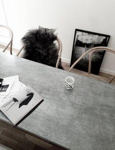 Concrete Details |  Minimal | Scandinavian | Interior | HarperandHarley