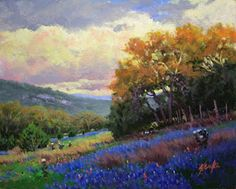 Fredricksburg, Texas ~ The Hill Country ~ Art Walk !!