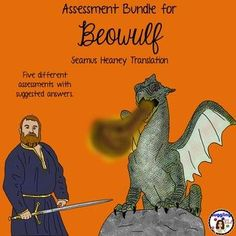 In this bundle you will find 3 quizzes and two unit tests (unit test is a little harder which is good for differentiation) for the epic Beowulf. There are answer keys included for all of the assessments in this bundle. High School Literature, British Literature, English Literature, Teaching Literature, Ap Language, English Language Arts, School Resources, Teacher Resources, Differentiation