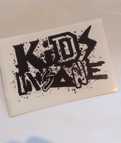Kids Insane - Israel hardcore #kidsinsane