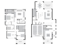 Castleton 34 - Two Storey Floor plan. If your vision is for an excellent living…
