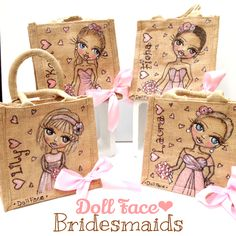 Bridesmaid Bags, £14.99