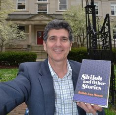 Neil Chethik, our Executive Director #carnegieshelfie