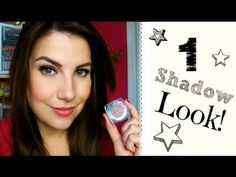 One-Shadow Look! Fast & Easy  love it! Emilynoel83 knocks the ball out of the park again.