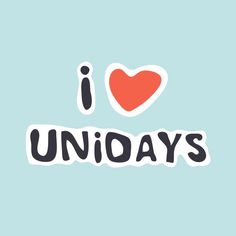 I am hoping to colaborate with Unidays in order to further promote my brand with there help. With student discount I am hoping it will entice them to shop with my brand.