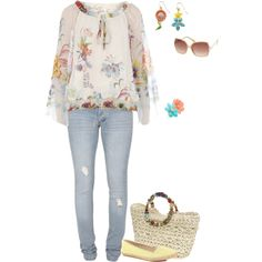 Untitled #230, created by amy-devito-haustetter on Polyvore