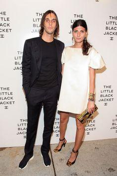 "The Chanel ""Little Black Jacket"" Exhibit Party"