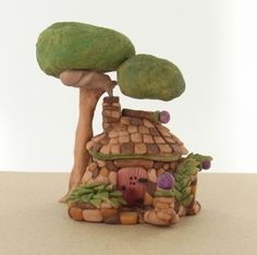 Super Sculpey Enchanted Forest Hideaway   Polyform Products Company