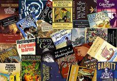 101 books for college-bound kids