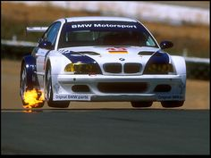 BMW E46 M3 GTR, coz you could grill some mean steaks and hotdogs with that, and get airborne too
