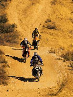 Adventure Motorcycle Comparison Group