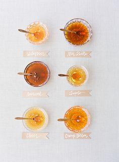 flavors of honey   Melissa Schollaert #wedding